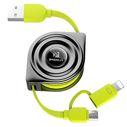retractable lightning cable