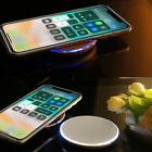 slim design qi wireless charger high charge