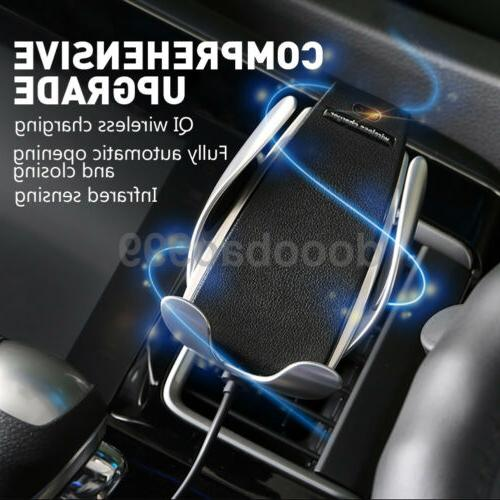 Smart Automatic Car Charger Infrared Air Vent