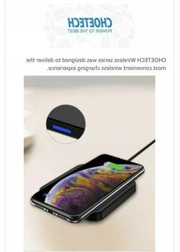 CHOETECH T511-000 Charger,wireless Charging Pad