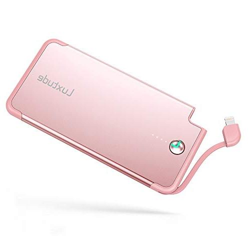 ultra slim gift portable charger