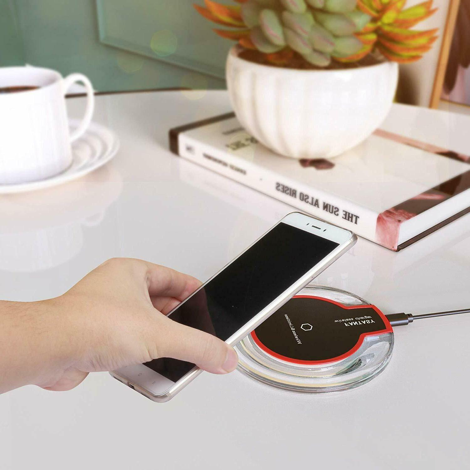 Ultra-Slim Qi-Enabled Phones, Fast Charge Wireless