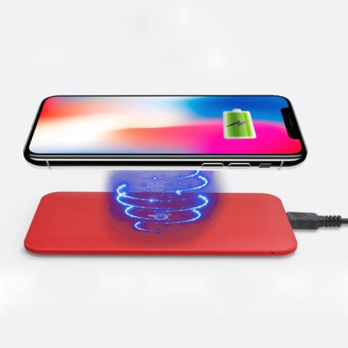 Ultra-Slim Charger for Qi-enabled Devices,
