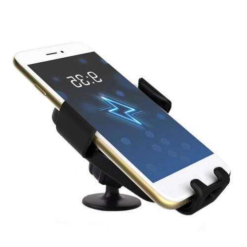 US Qi Wireless Charger Holder For 11Pro 8 X XR
