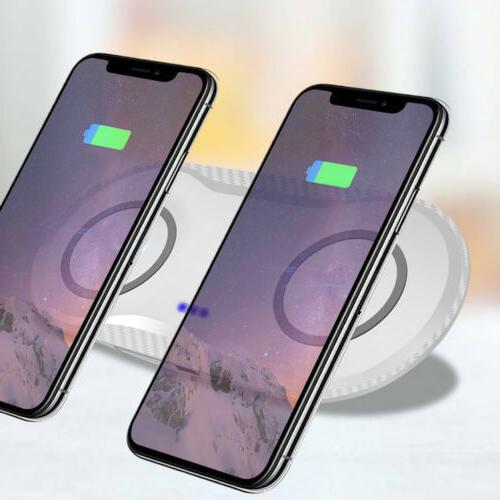 US Qi Charger Phone For Samsung S9+S10+