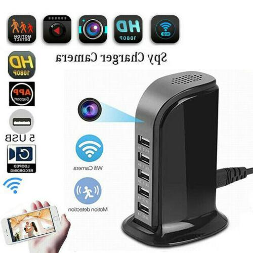 WIFI 1080P Hidden Charger Recorder