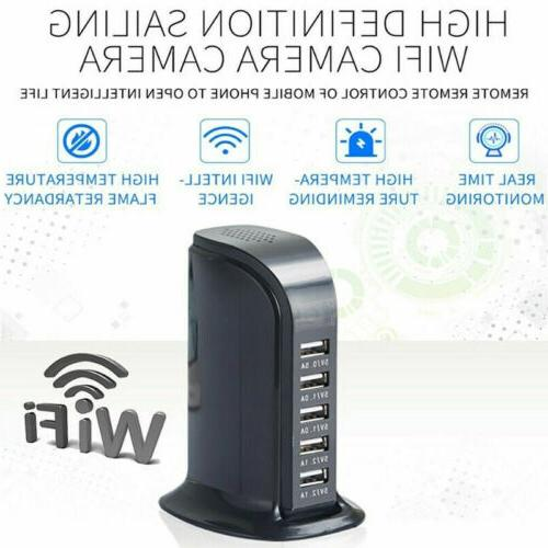 WIFI Hidden Camera Charger Cam Recorder