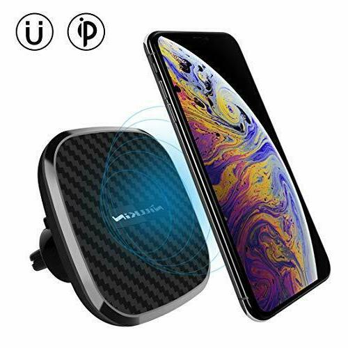 wireless car charger 10w fast charge qi