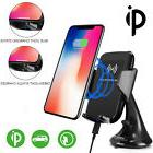Wireless Car Holder + 2 USB Port Charger for Samsung Galaxy