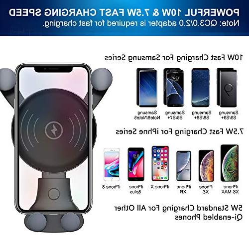 BESTHING Wireless Wireless Air Phone 10W S9/S9+/S8/S8+/Note 8/8