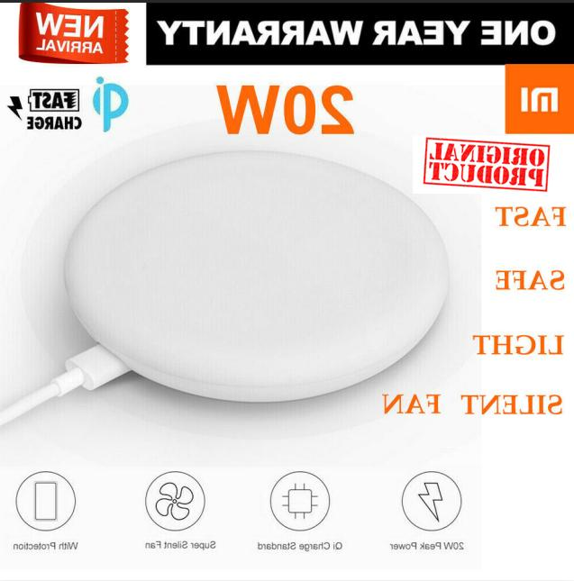 wireless charger 20w charging pad iphone samsung