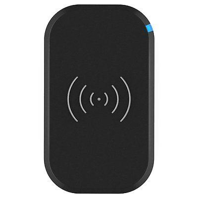 Wireless Charger, CHOETECH 3 Coils Free Position Qi Wireless