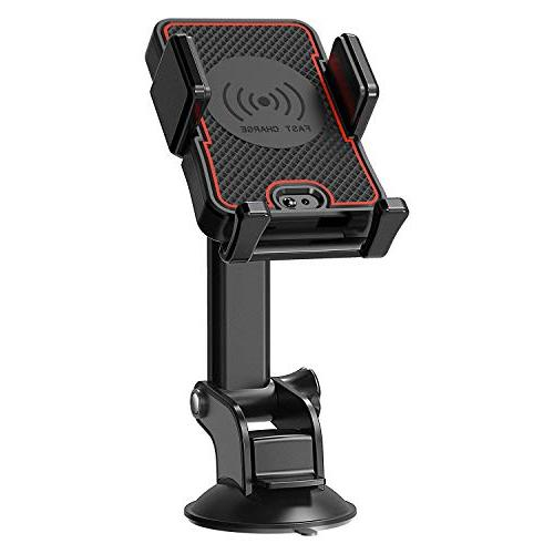 wireless charger car mount cellphone