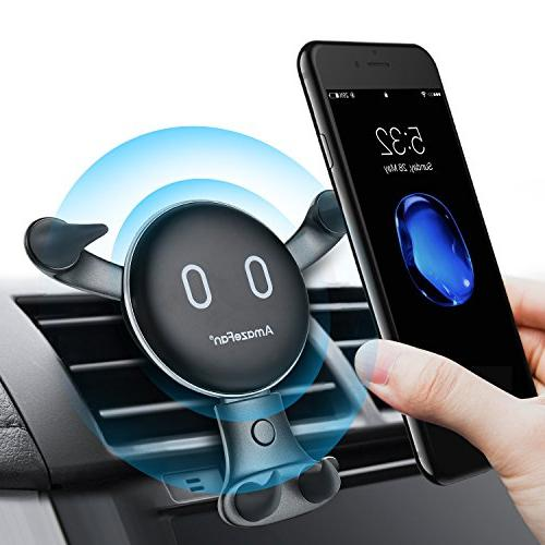 wireless charger car mount holder