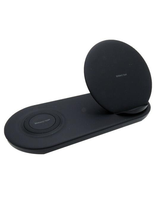 Samsung Wireless Charger Duo Fast Charge Stand & Pad For Gal
