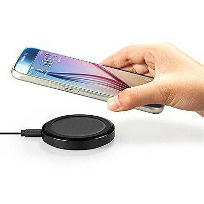 Wireless Charger PowerPort Qi Wireless Charging Pad Station