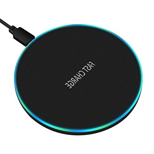 wireless charger qi certified 7 5w wireless
