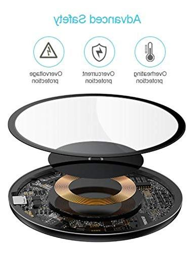 Wireless Charger, Charger with iPhone