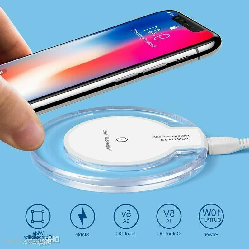 Wireless chargers S6 s7 s8 8x +