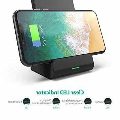 Wireless Charging RAVPower 2 Certified Fast Wireless