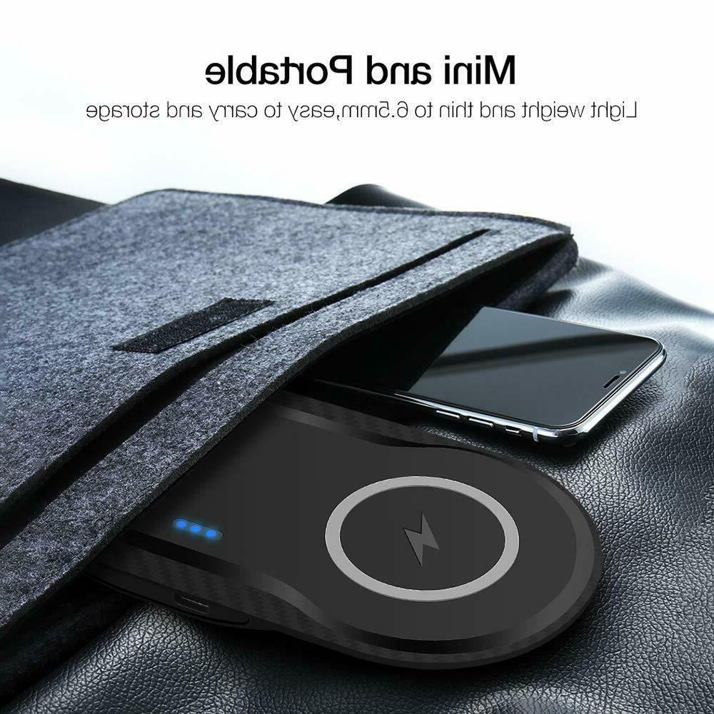 Wireless Charger Charging Mat Pad For / 8 X