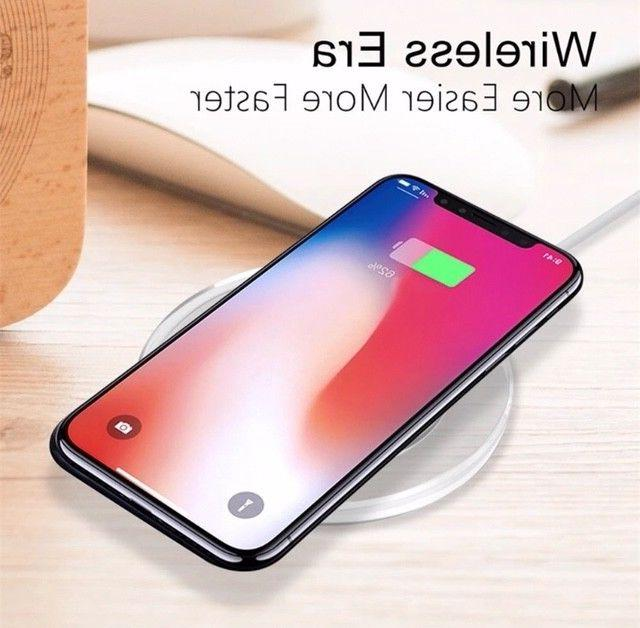 Qi Wireless Charger Dock Charging X XS XR Max