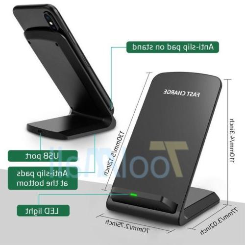 Wireless Fast Charging for S8 Plus