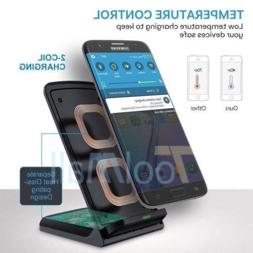 Wireless Fast Charger for S8