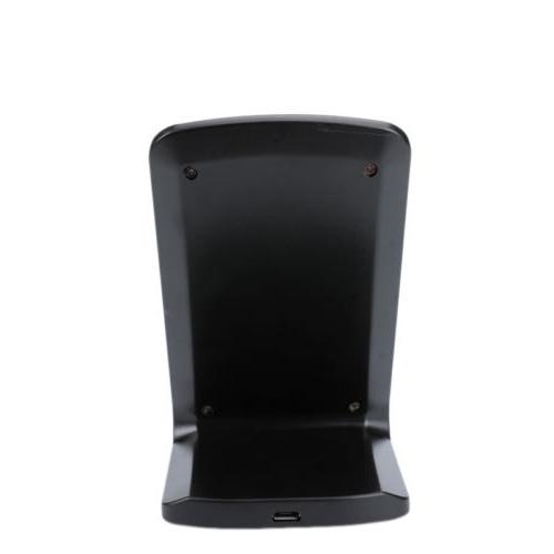 Wireless Qi Fast Charging Stand Pad for S8 X