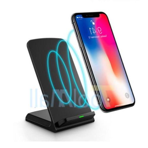 Wireless Charger Charging Dock for Samsung S8
