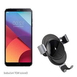 LG G6+ Car Charger, BoxWave  Qi Wireless Car Charger Stand M