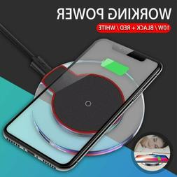 For LG V40 V35 G7 ThinQ Stylo 4 G6 G5 QI Wireless Charger Ch