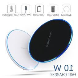Magic Fast Qi Wireless Charger Pad For iPhone XS/Max/XR/X/8/
