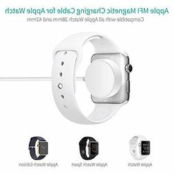 Magnetic Charger Cable 1m  Wireless Charging Dock For Apple