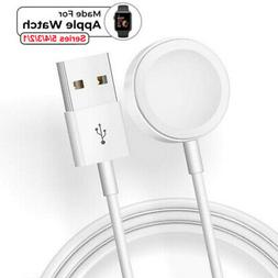 Magnetic USB Charging Cable Charger For Apple Watch iWatch S