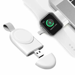 Magnetic iWatch Wireless Charger USB Charging For Apple Watc