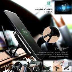 NILLKIN Magnetic Wireless Car Charger Mount Holder WPC Qi Ch