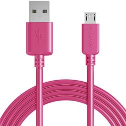 Fosmon Micro USB Cable,  Ultra Durable  Sync Charge Cable fo