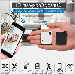 HOCHE Mini Camera, 1280x720D Wifi Wireless Security Surveill