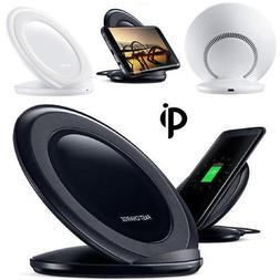 Mobile phone Fast Wireless Charging Charger Pad Stand Dock F