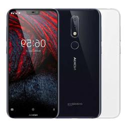 NEW Nokia 6.1 Plus  5.8-Inch 4GB / 64GB  Dual SIM UNLOCKED