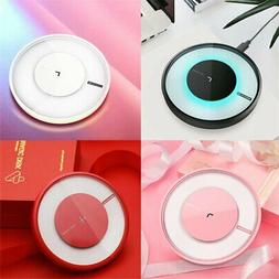 Nillkin 10W Fast Qi Wireless Charger Pad with Colorful LED L