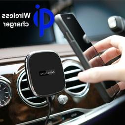 NILLKIN Car Wireless Charger QI Standard For Samsung S9/S9+S