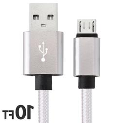 Original OEM Fast Charger Micro USB Cable Cord For Samsung G