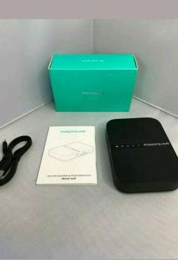 RAVPower Portable Wireless Router With Power Bank - New