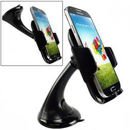 Premium Car Mount Swivel Windshield Phone Holder for Nokia L