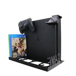 IVSO PS4 VR Wall Mount, 4 in 1 Smart Game Pad Hanger - Displ