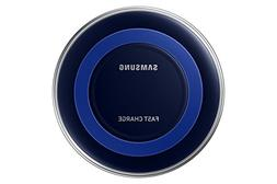 Samsung Fast Wireless Charging Pad  Navy Blue - Certified Re