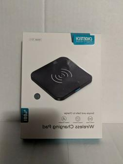 CHOETECH Qi Certified T511 Qi Wireless Charger Pad with Anti