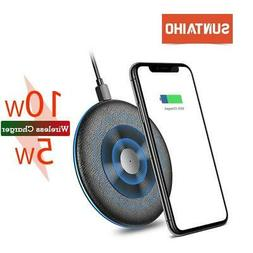 Qi Wireless Charger 5W/10W Suntaiho phone charger wireless F